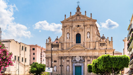 Palermo Church Front