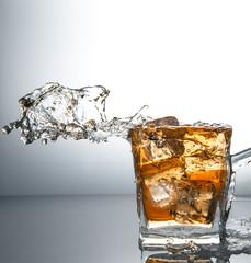 rum splash