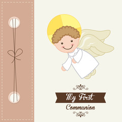 my first communion