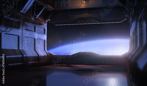 Space door - 78056456
