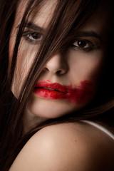 Bloody Lipstick