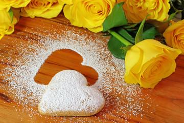 sweet heart of love