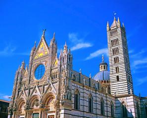 Cathédrale de Sienne, Toscane