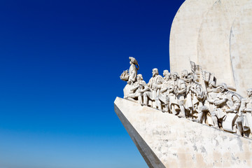 The Monunent to the Discoveries in Lisbon, Portugal
