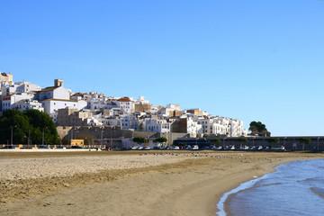 Peniscola en Espagne