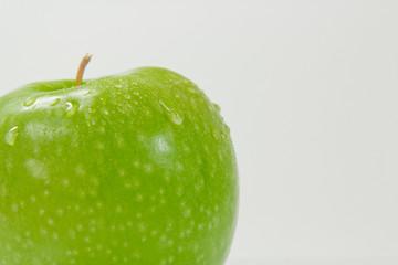 mela verde, frutta, vita sana, freschezza