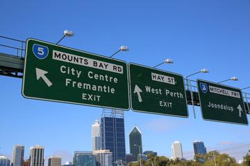 Perth. Westaustralien