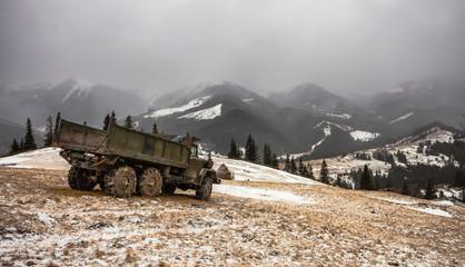 4x4 offroading through Ukraine