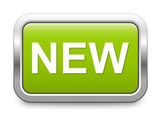 NEW – light green metallic button