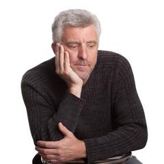 male elderly depression