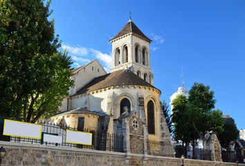 The oldest church in Paris