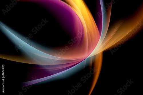 Kolorowe tło dla swojego projektu
