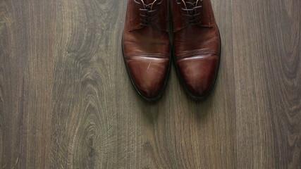Men's classical shoes