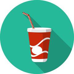 Vector Soft Drink Icon