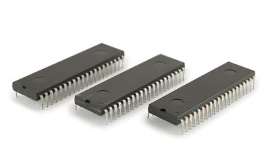 Three integrated circuits