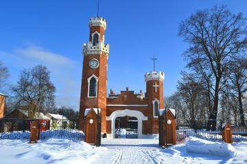 Царский замок в России