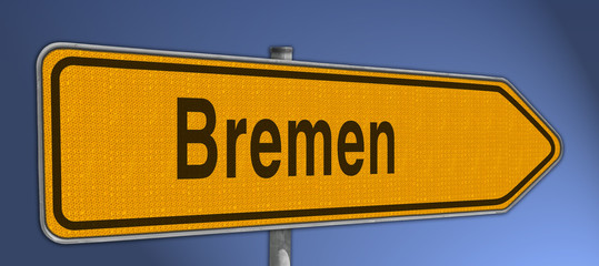 Wegweiser Bremen