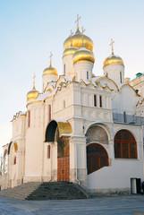 Annunciation church. Moscow Kremlin. UNESCO Heritage