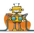 Robot error - 78076479