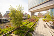 Sunny spring day on New York's High Line - 78076607