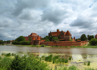 Malbork in Poland