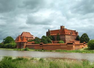 Malbork in Poland