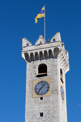 Civic Tower of Trent - Italy