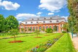 Fototapeta Orangerie Darmstadt Bessungen