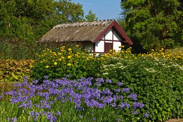 Hütte im Schlosspark Fredensborg 5