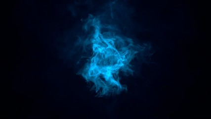 Sphere Glow blue