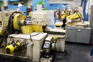 Image of a industrial machinery