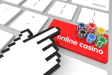 Online Casino Enter Key