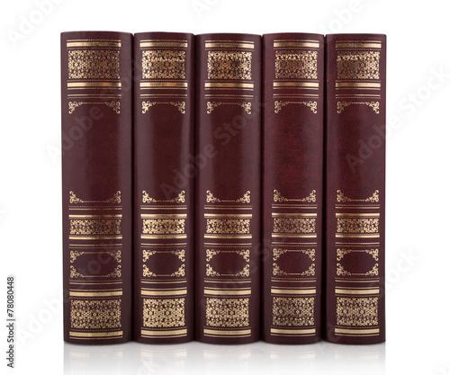 Vintage book set - 78080448