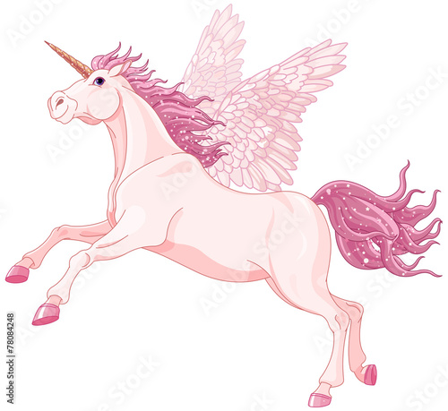 Fairy unicorn - 78084248