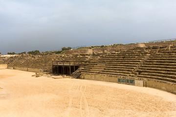 Gladiatorial arena