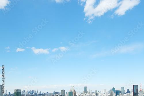 Poster 東京風景
