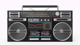 Boombox Front  View - 78089015