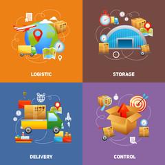 Logistics Design Concept
