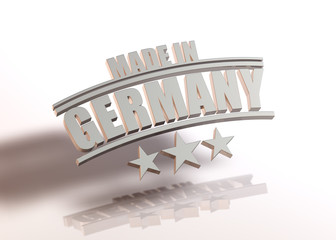 Made in Germany - 3D - c
