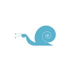 Blue snail