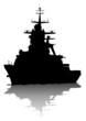 Military ship - 78099864