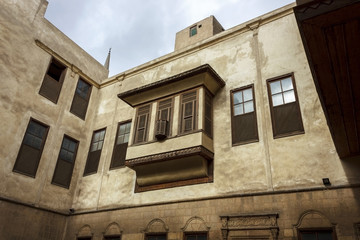 Beit as-Suhaymi,Typical House in Islamic Cairo
