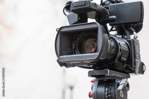 Professional digital video camera - 78101020