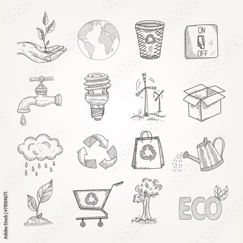 Doodles Ecology Set - 78104671