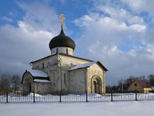 Saint George Cathedral, Yuryev-Polsky