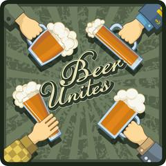 Beer Unites theme