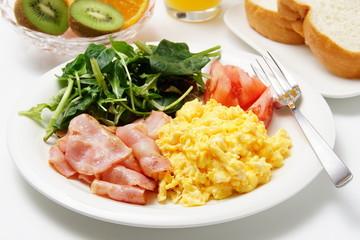朝食イメージ