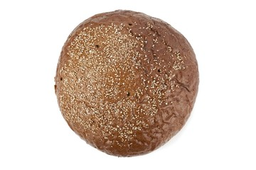 round rye bread