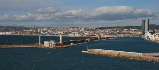 port de marseille,france