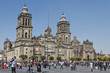 mexico city cathedral - 78110644